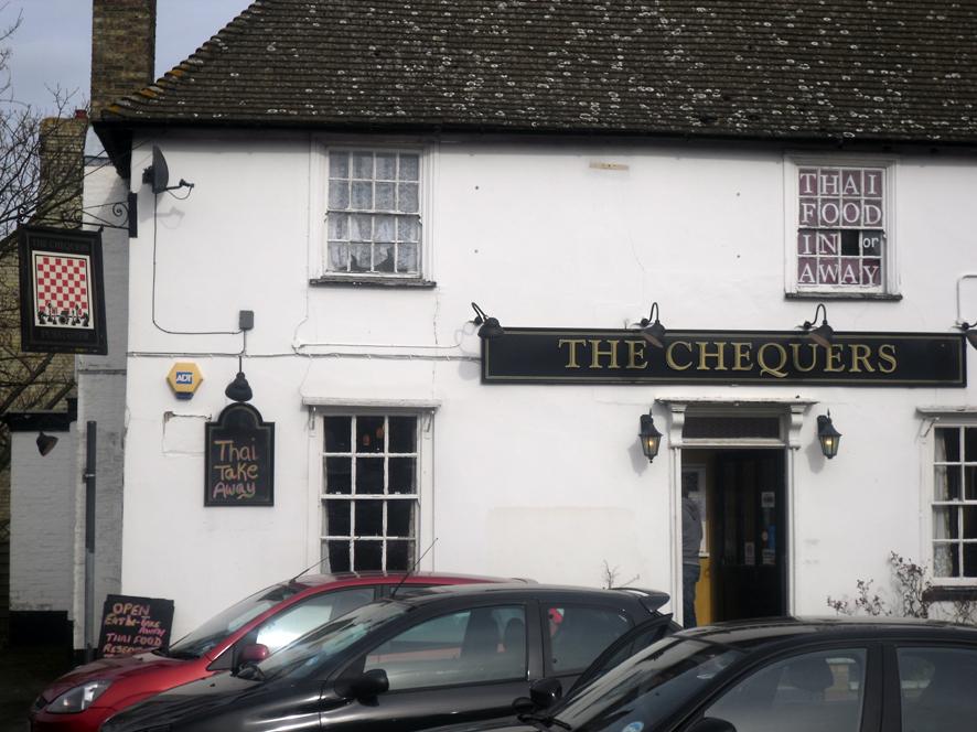 chequers-cottenham