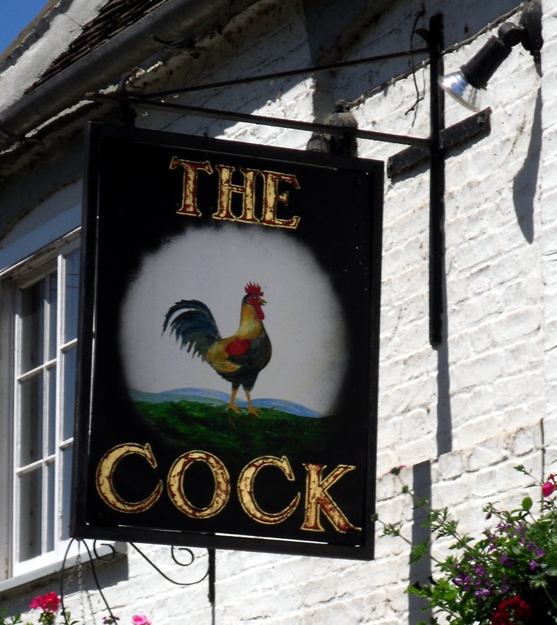 cock sign
