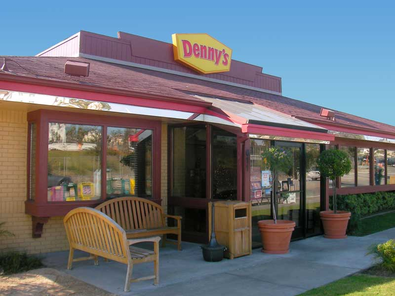 Denny's (also known as Denny's Diner on some of the locations' signage) is an American table service diner-style restaurant kabor.ml operates over 1, restaurants in the United States (including Puerto Rico and Guam), Canada, Costa Rica, El Salvador, Mexico, The Dominican Commonwealth, Guatemala, Japan, Honduras, New Zealand, Qatar, Philippines, United Arab Emirates, Curaçao, and the United.