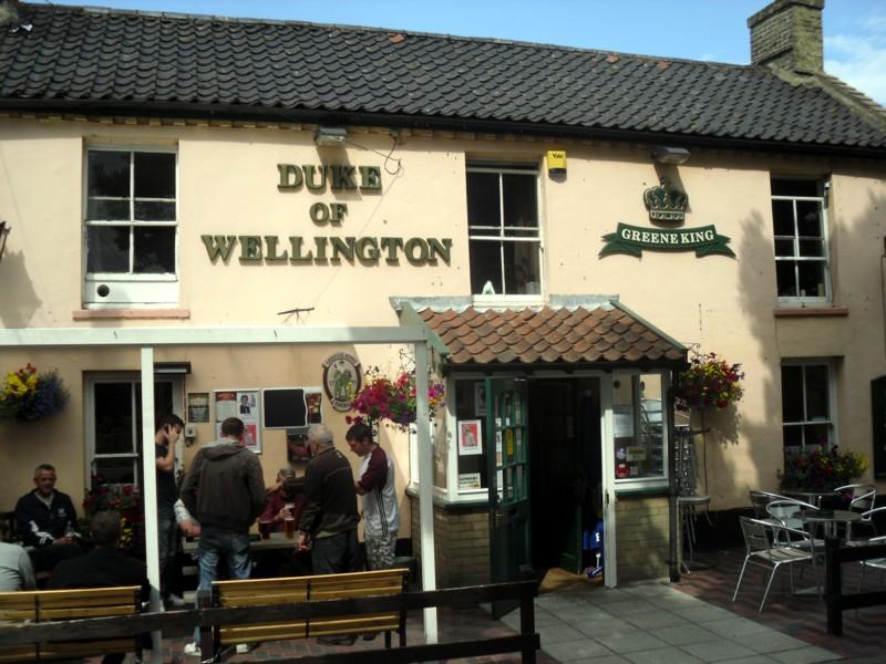 duke of wellington brandon