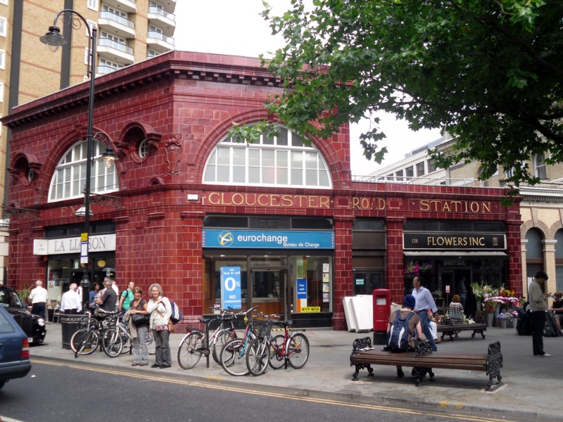 gloucester road tube 1