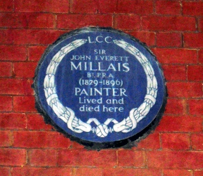 millais plaque zambia house