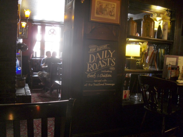 The Three Tuns Marylebone London The Endless British