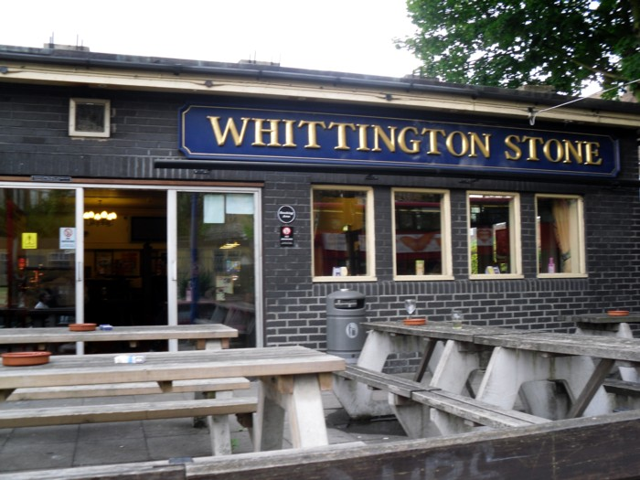 whittington stone