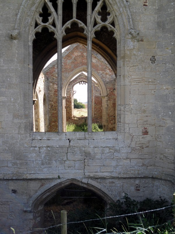 ruin on the ouse 1