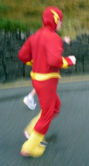 Snowdon Marathon Flash