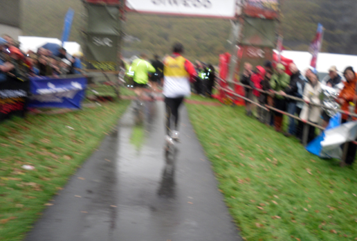 Snowdon Marathon so very miserable