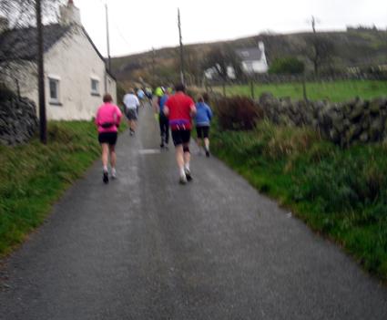 Snowdon Marathon waunfawr