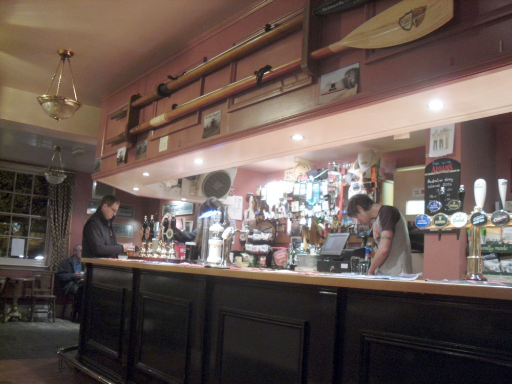 fountain ely bar