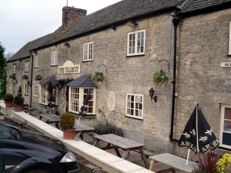Talbot Inn Eynsham