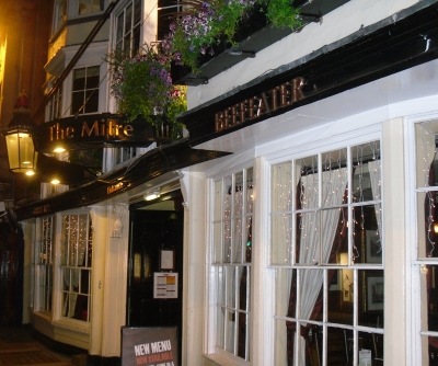 The Mitre, Oxford