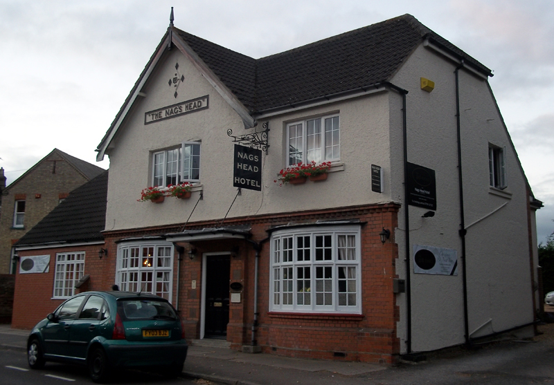 Nags Head Hotel St Neots