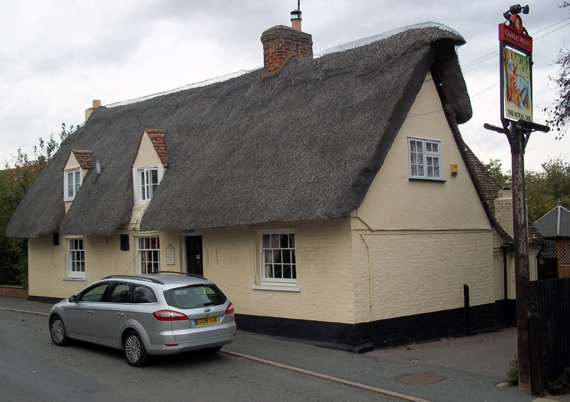 The Royal Oak, Hail Weston, Cambridgeshire   The Endless