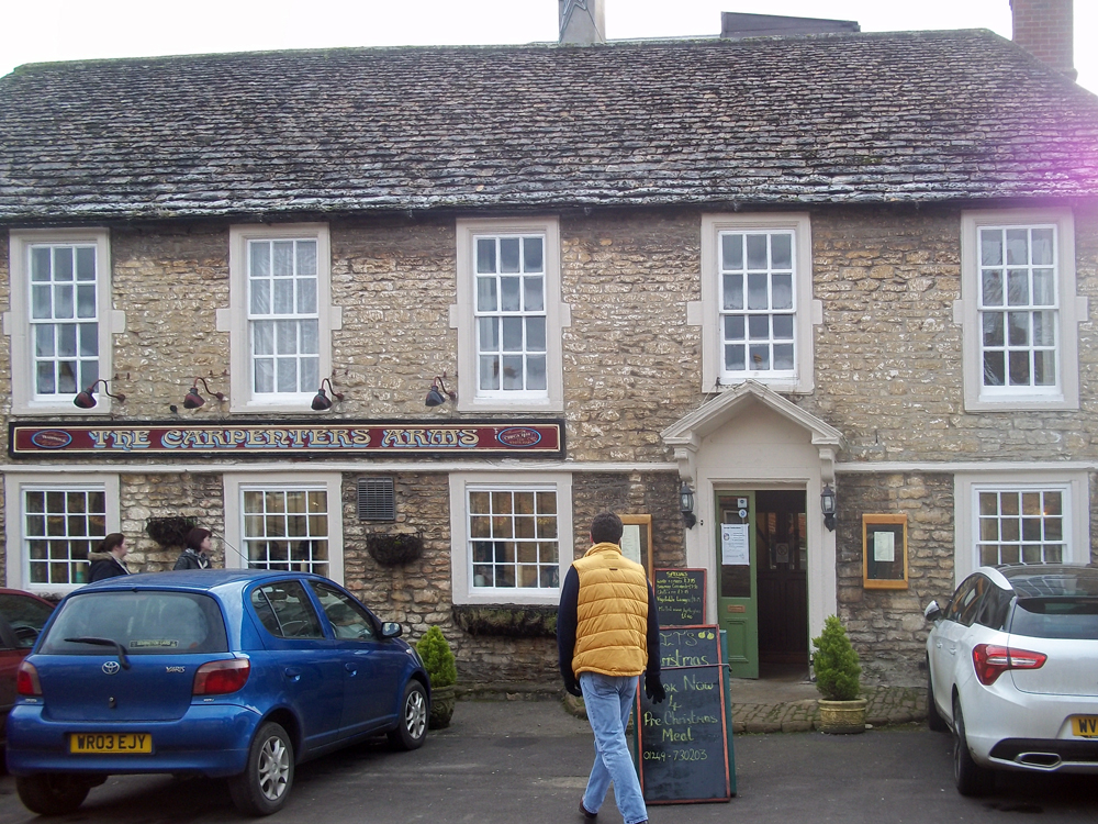 carpenters arms lacock