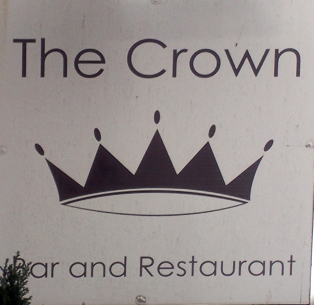 crown marlborough sign