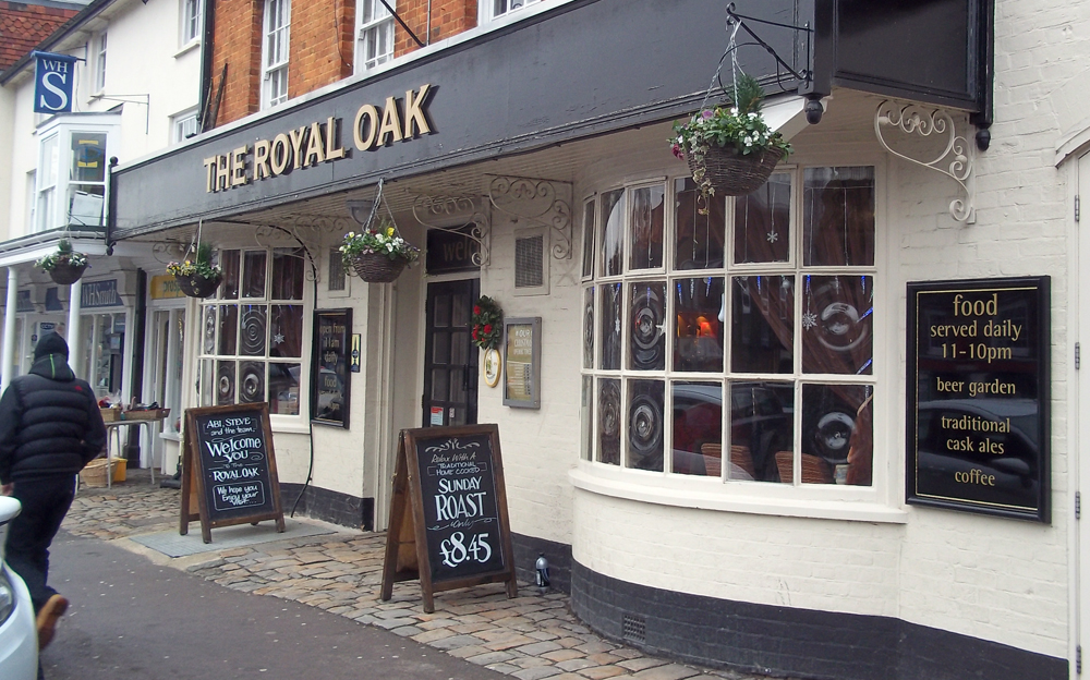royal oak marlborough