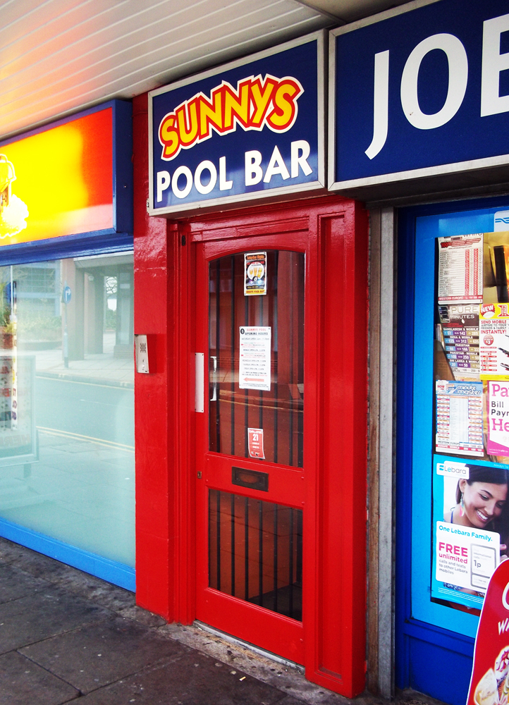 sunny's pool bar swindon