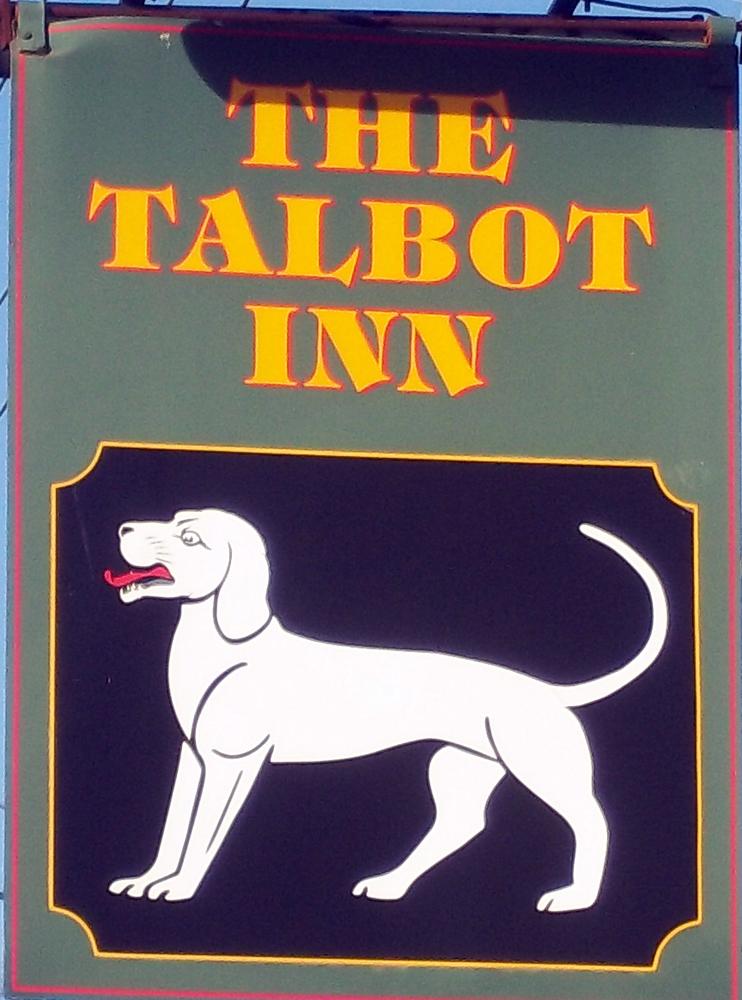 talbot calne sign