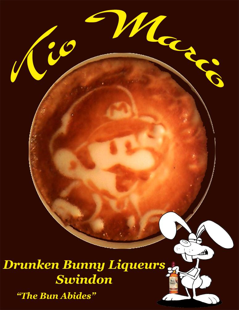 Tio Mario fake kahlua