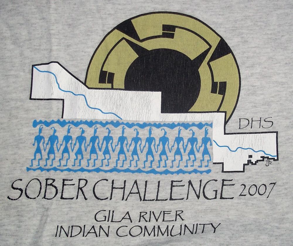 sober challenge 2007
