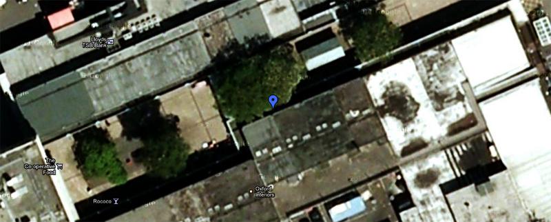 Westway Chippy location kebab 3