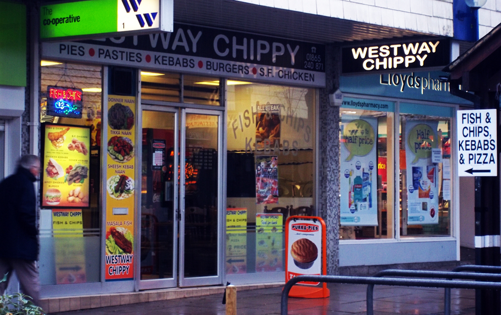 westway chippy oxford