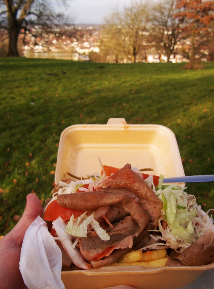 old town kebabs in the park