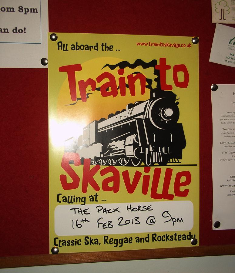 pack horse chippenham train to skaville
