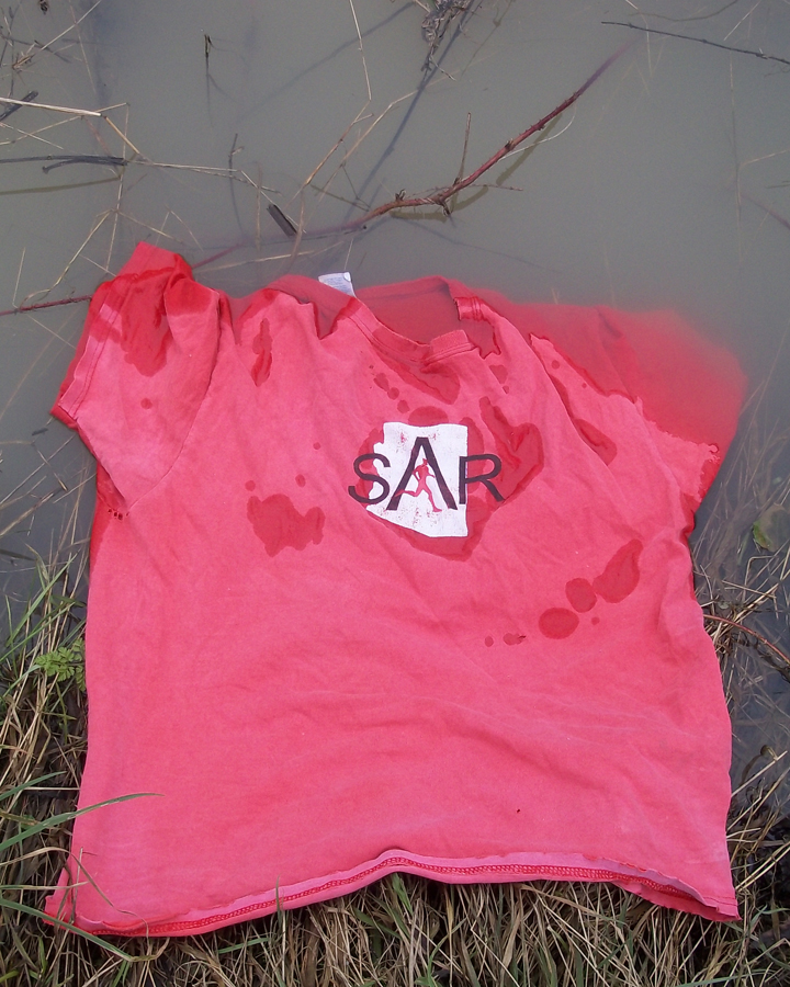 SAzRR shirt in Mesopotamia floods