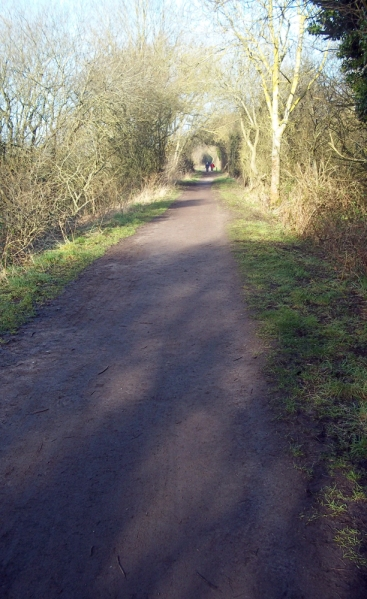 South Leaze Rail Trail