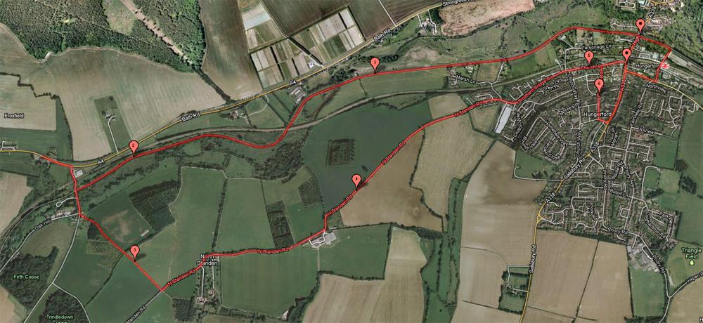 2013-03-16 run route