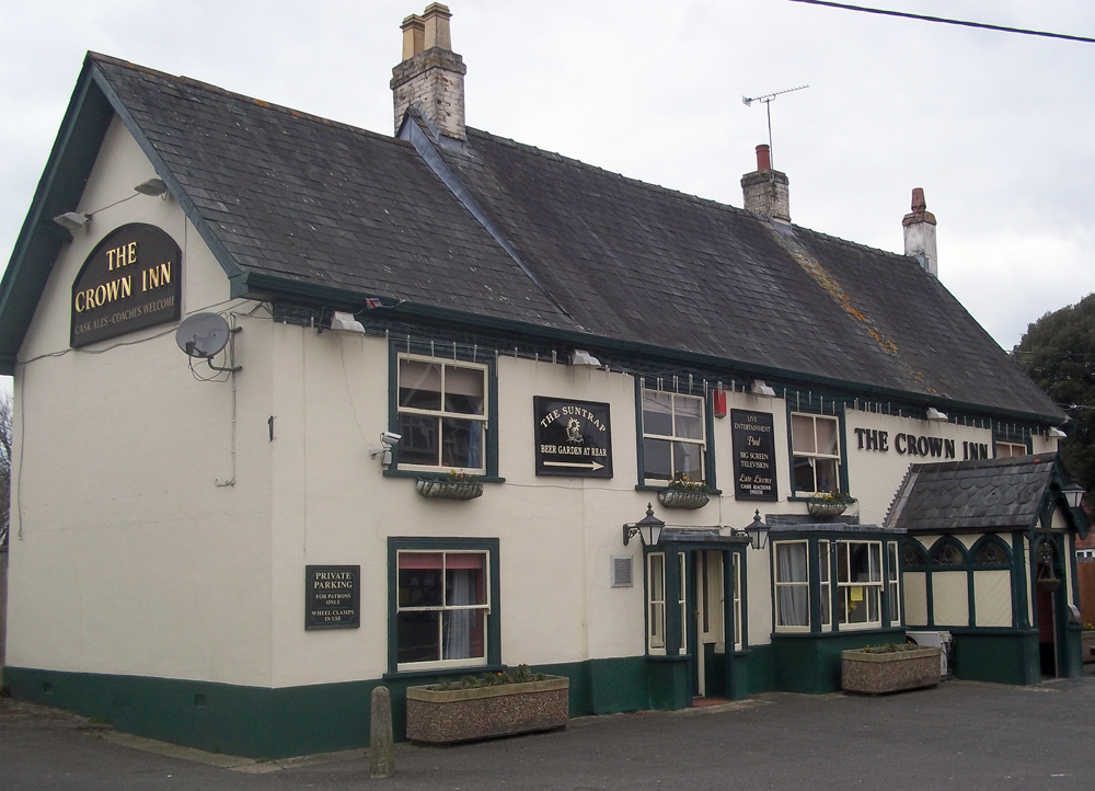 crown inn ludgershall