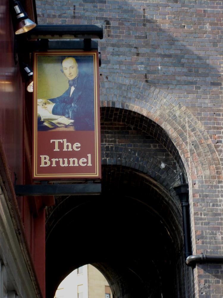 brunel chippenham sign sm