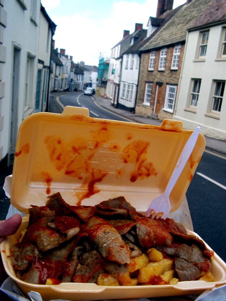 kebab over the rainbow takeaway faringdon