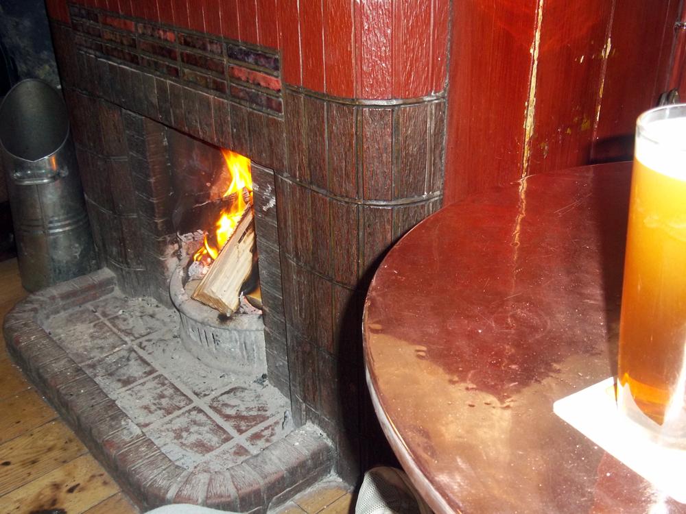 new inn chippenham fire