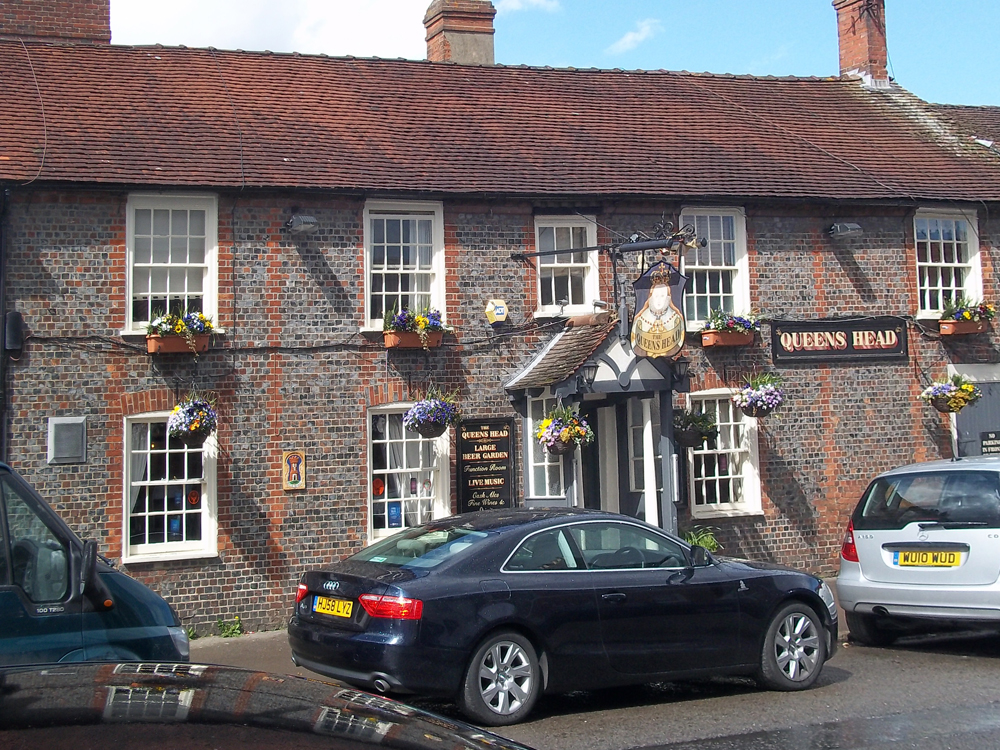 queen's head marlborough