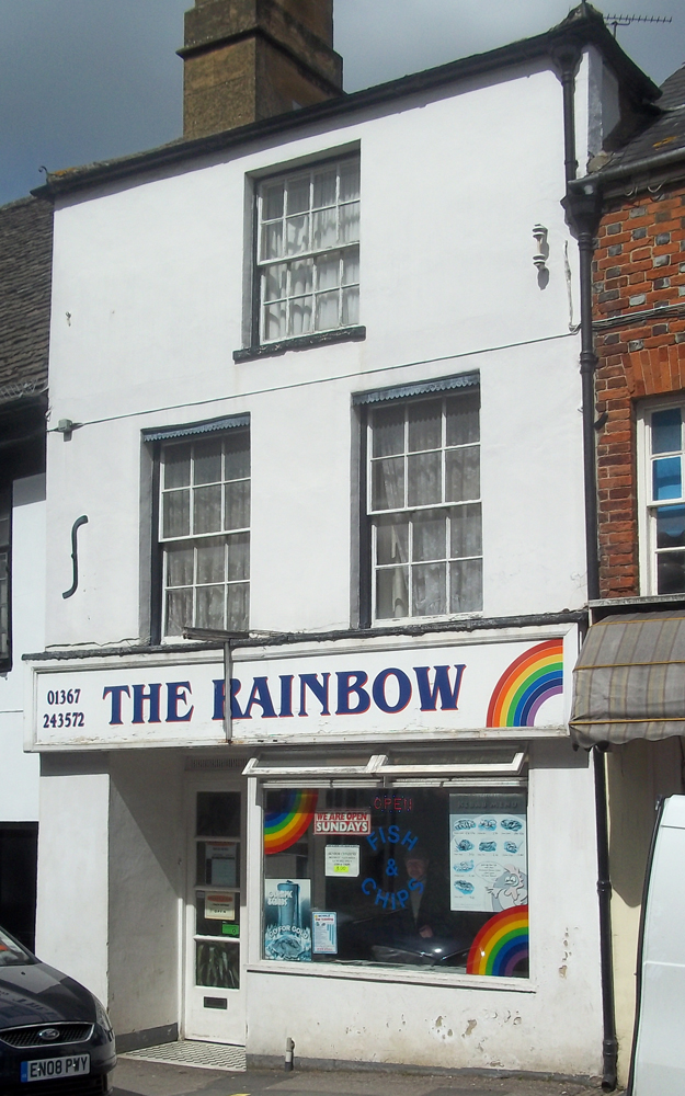 rainbow takeaway faringdon