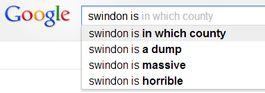 swindon is
