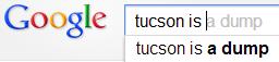 tucson is