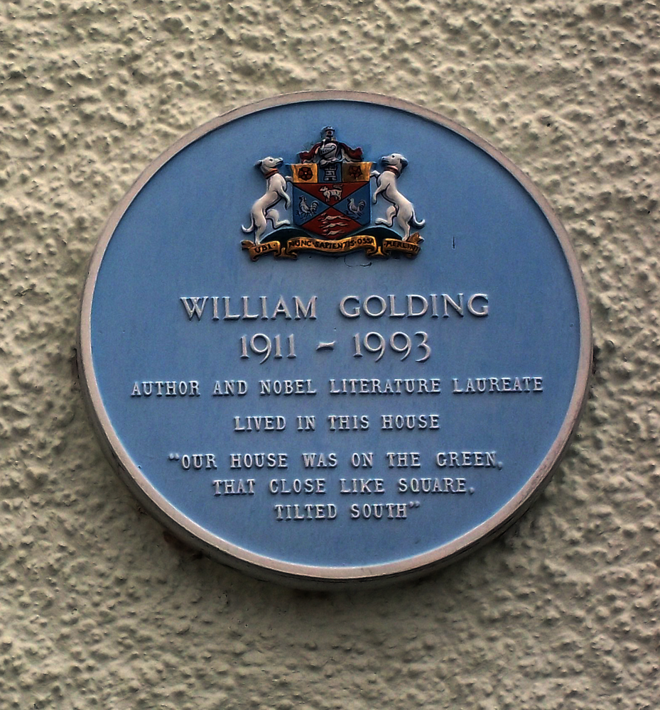 william golding lived here