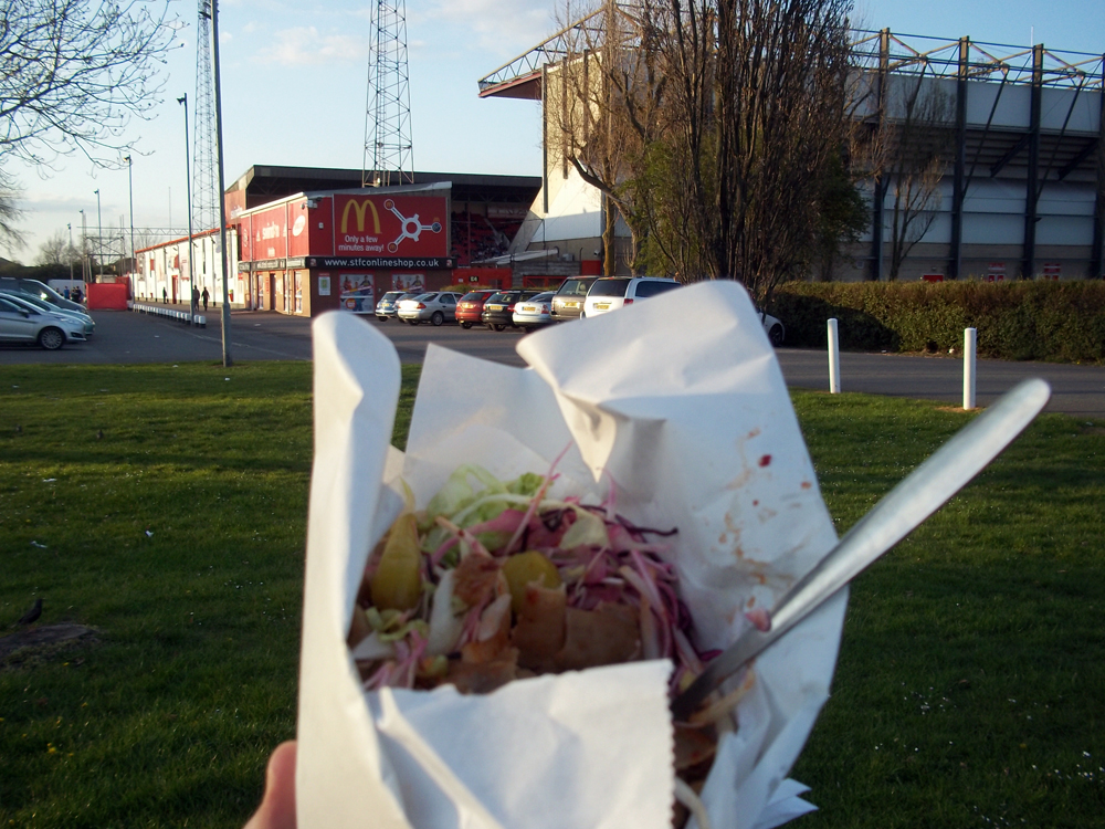 magic kebab swindon stadium kebab