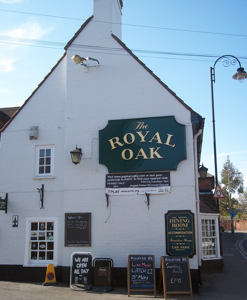 royal oak pewsey