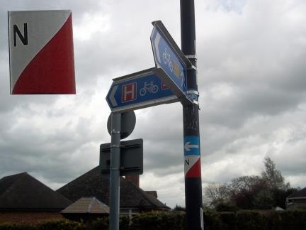 Swindon Orienteering Control 03N