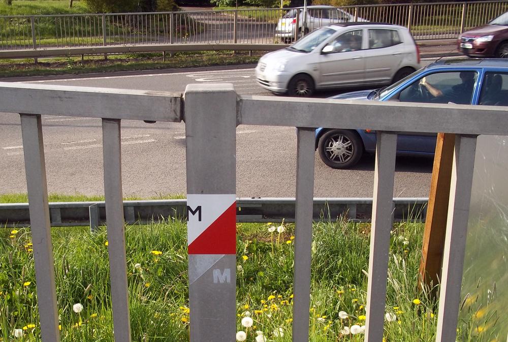 Swindon Orienteering Control 10M