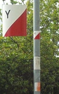 Swindon Orienteering Control 18Y