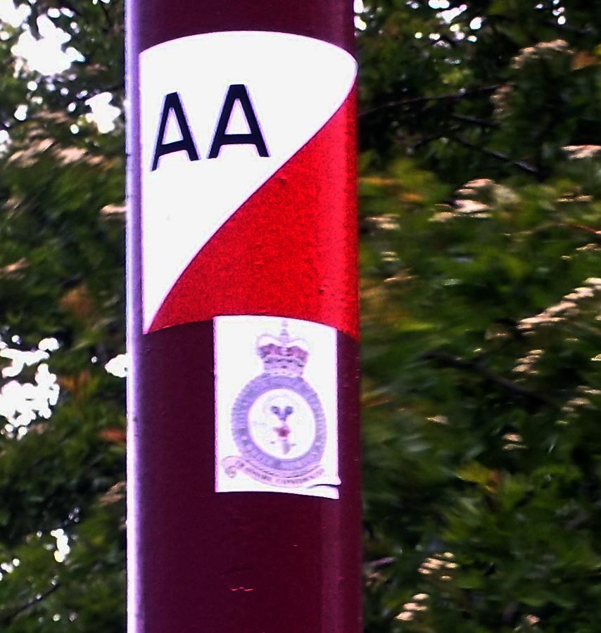 Swindon Orienteering Control 27AA