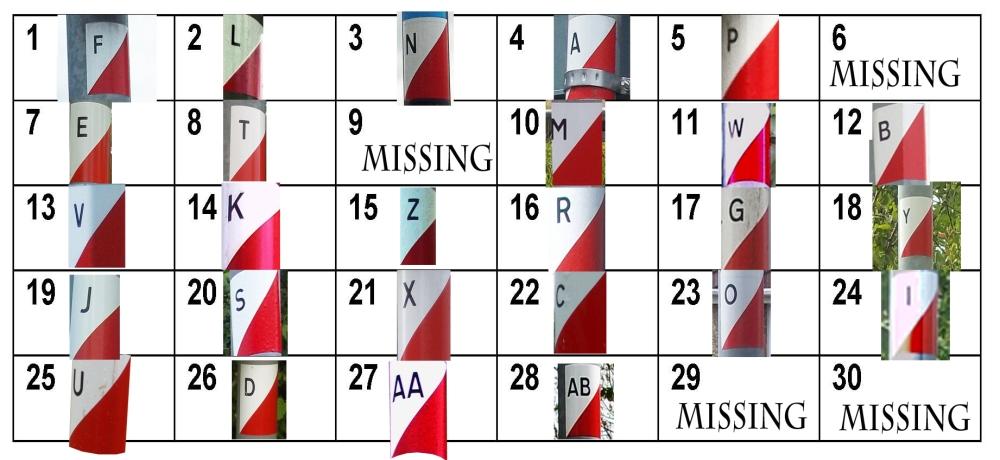 swindon_cycle_orienteering_challenge_grid