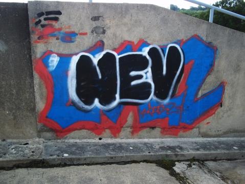 2013-06-29 M4 graffito
