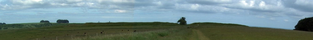 2013-06-29 nearing barbury castle