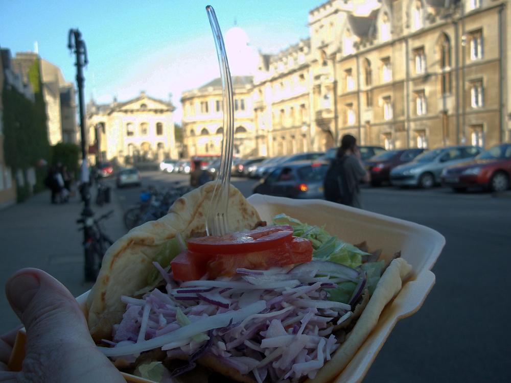 hassan kebab van oxford kebab